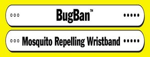 Custom Printed Insect Repelling Wristbands
