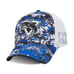Custom The MV3 Hat -The Digital Sports Camo (Mesh Back)