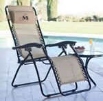 Custom Zero Gravity Chair