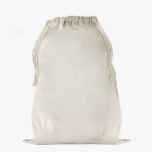 Canvas Drawstring Sack-Large
