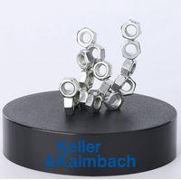 Magnetic Sculpture Desk Toy- 15 Screws