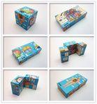 Custom Transforming Puzzle Block - 2.75