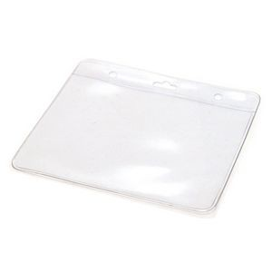 "Blank Mylar Pouch For 4"" x 3 1/4"" Insert Card (Style 555)"