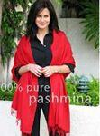Custom Pashmina Cashmere Wrap - 3-Ply