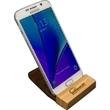 Custom Bamboo Phone Stand