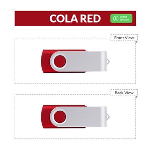 Cola Red Blank