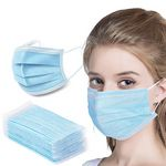 3-Ply Disposable Face M...