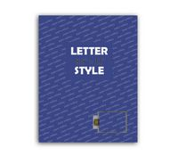 "Paper Webkey Letter Size 8.5""x11"""