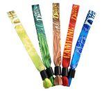 Custom Full Color Fabric Wristband