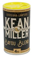 Cajun Seasoned Salt with Full Color Custom Label - 4 Oz.