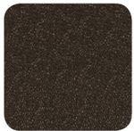 Custom Truffle Brown Woven Rectangular Vinyl Placemat (16