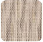 Custom Oatmeal Beige Vinyl Woven Rectangular Placemat (16