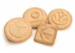 Edible Impressions Logo Cookies