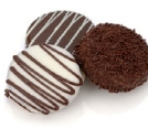 Foil Wrapped Belgian Chocolate Dipped Oreo® Cookies
