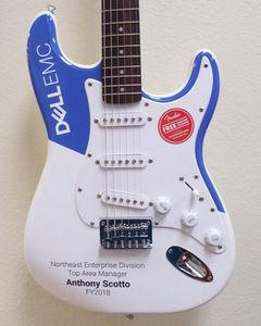 Custom Printed Guitars Stratocaster