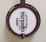 Custom 5-String Banjo with Custom Graphics
