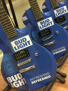 Custom Wrapped EC-1 Electric Guitar