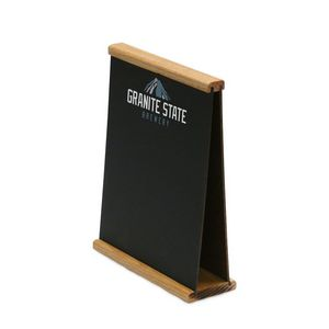 Countertop Table Tent Style Chalkboard - 8W x 10H