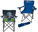 Custom Sublimation Printed Chair with Carry Bag