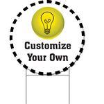 Custom Coro Custom Sign