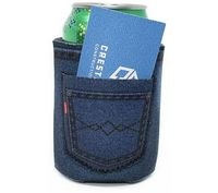 Collapsible Foam Pocket Can Huggers