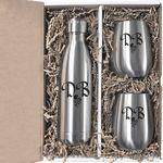 Custom Stainless Gift Set