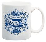 Custom 1 Color Ceramic Mug