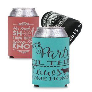 Cool-Apsible Beverage Insulator