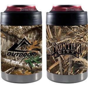 Realtree 10 oz. Stainless Dual Insulator/Tumbler