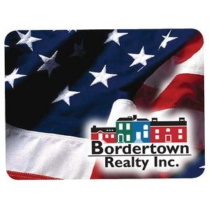 Full Color Scuba Rectangle Mousepad
