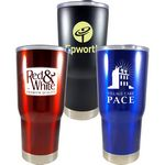 Custom 22 Oz. Pro Colorful Double Wall Stainless Steel Tumbler