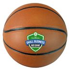 Printed Basketball Composite Gameball
