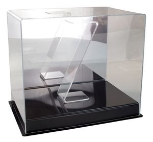 Custom Executive Series Hard Hat Display Case