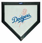 Custom Licensed Authentic Baseball Homeplate (MLB)