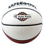 Wilson Printed Basketball Autograph Ball