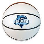 Printed Basketball Autograph Ball