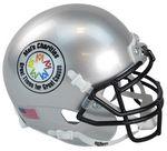 Custom 1/2 Scale Custom Authentic Miniature Football Helmet