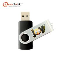 Northlake QuickShip Swivel USB Flash Drive-4G