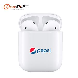 Custom Apple AirPods - 2nd Gen Wired-with charging case