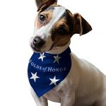 Custom BanDoggies Small Pet Bandanna (14