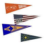 Active Lifestyle Pennants (10