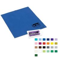 "Ultra Opper Fiber® Cloth (6""x6"") In Vinyl Pop Pouch® - 1-Color"