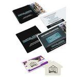 Custom Ultra Opper Fiber Cloth Mailer/Handout (6