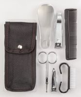 7 Piece Men's Grooming Set