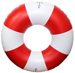 Custom Welcome Aboard! Pool Float