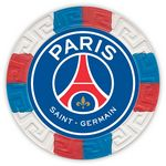 11.5 gram Clay Composite Poker Chips (Full Color Laminated Decals)