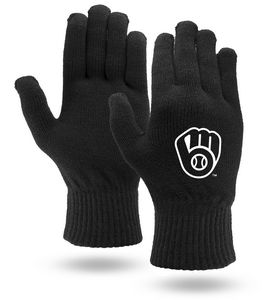 Black Touchscreen Gloves