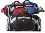 Custom Deluxe Poly Duffel Bag w/ Shoe Storage (23