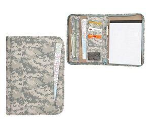Custom Printed Camouflage Value Plus Standard Folders