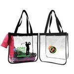 Custom NFL & PGA Compliant Open Stadium Tote Bag